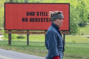 Three Billboards Outside Ebbing,Missouri.