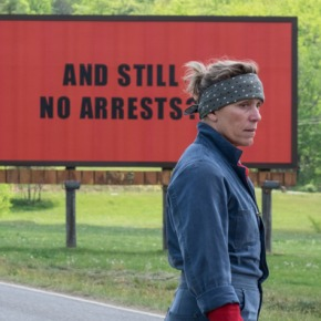 Three Billboards Outside Ebbing, Missouri.