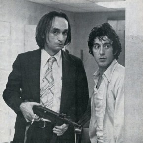Remembering John Cazale.